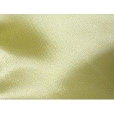 Light Yellow Satin Chair Sash
